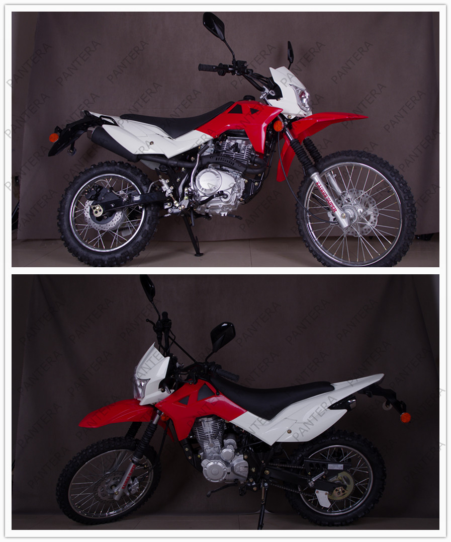 4-Stroke 125cc 150cc Cheap China Off Road Motorcycle