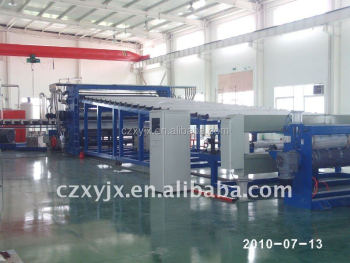 Long-term Flexibility TPO Waterproofing Membrane Production Line