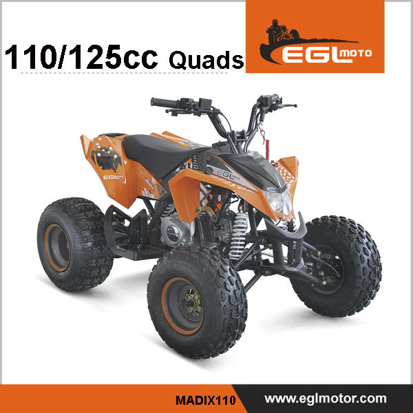 125cc Atv Quad bikes EEC Covered