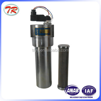 China Oil filter factory PHA060 high pressure line bypass oil filter
