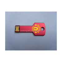 new products 2014 promotonal items colorful key shape bulk 1gb usb flash drives with your logo