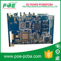 Multilayer Telecommunications FR4 PCB Manufacturer in China