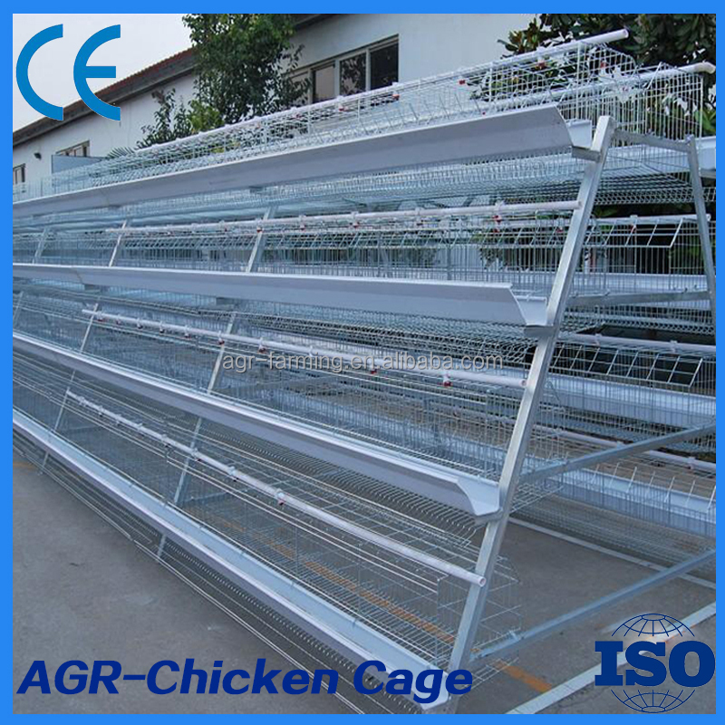 Factory Price High Quality Automatic Poultry Battery Cages