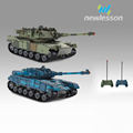 new kids popular sound lights radio control toys rc tank with long range