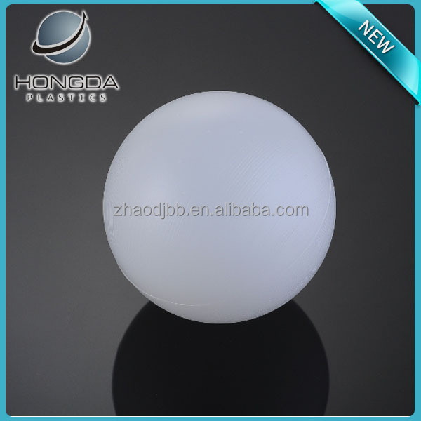 PP Plastic Type and Plastic Material hollow plastic colored balls