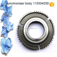 synchronizer body 115304055 For ZF Gearbox S6-160 bus spare parts