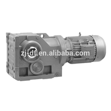 K series helical bevel gear reducer power transmission geared motors