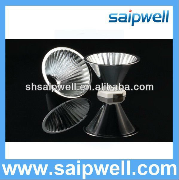 2012 New downlight aluminum reflector