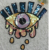 eyes sequin embroidery design