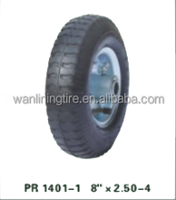 4.80/4.00-8 Small Pneumatic Wheels For Most Wheelbarrow
