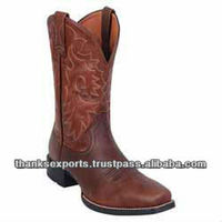 Red Western Cowboy Boots For Woman