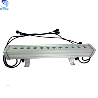 12pcs 3w 3 In 1 Led Wall Washer Light With Matrix