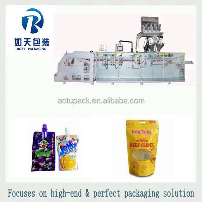 Automatic packing peanuts nuts dry fruits machine