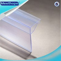 Glass Holder Clip for 6-10mm Thick Shelf