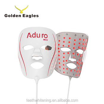 Aduro led photo rejuvenation mask Aduro skincare facial mask