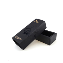 New style custom packaging boxes small cosmetic cardboard boxes thin cardboard box