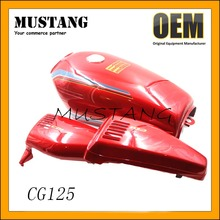 Fuel Tank and Side Covers Chinese Motorcycle Accessories