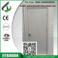 Hollow Core MDF PVC Flush Door