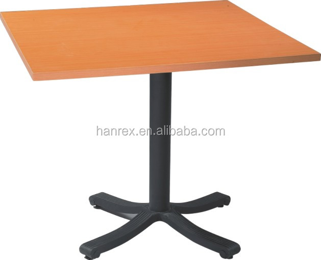 Modern Squre Restaurant Dining Table