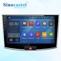VW Transporter Car DVD Player GPS Audio Navigation System With Bluetooth For Magotan 2015