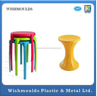 China customized plastic chair injection light mould supplier