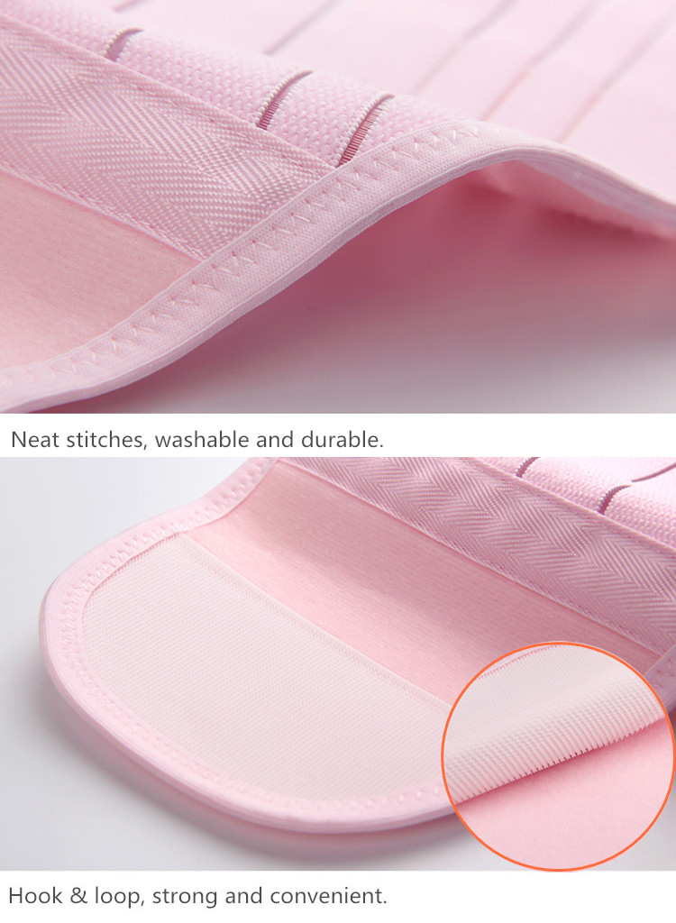 Private Label New Products Fish Cloth Belly Support Maternity Belt Breathable Abdominal Binder