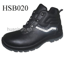 EN20345 approved safety steel toe insert hard working shoes for heavy duty