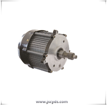 Differential brushless dc motor for electric tricycle/rickshaw electric rickshaw spare parts
