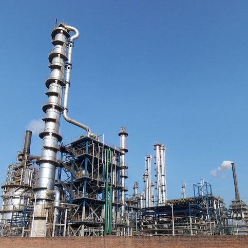 USA PATENT crude oil refinery for sale