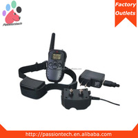 Amazing ! High quality and chaepest 300m dog electronic shock training collar 998dr on sale
