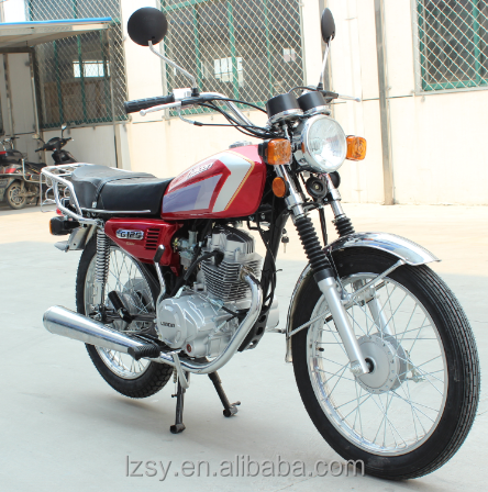 wholesale 125cc motorcycles street cg125 motorcycle (SY125-5)