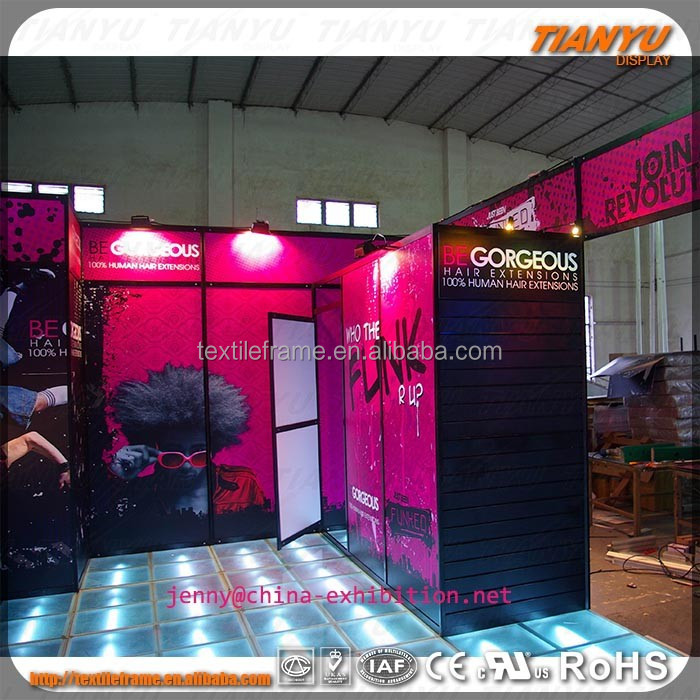 2016 China Exhibition Stands Design Service