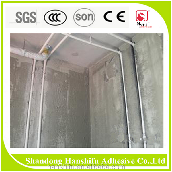Chemical Green Environmental Protection of Water Based Resistance and High Bonding Strength Glue for Wall Fixing