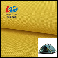 100% Polyester Oxford Waterproof Tent Fabric