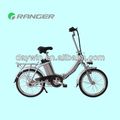 36v 10ah folding electric bike with lithium battery