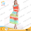 New arrival bright color new fashion ladies strape dress backless lady fashion dress WP8803