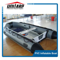 Durable & Cheap PVC Tarpaulin Inflatable Floating Boat