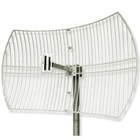 2.4GHz wifi square grid antenna