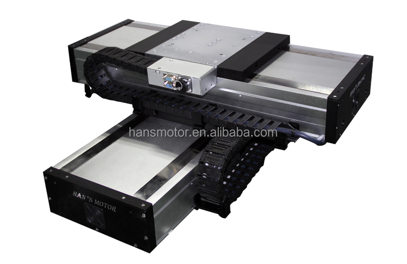 Han's LMS4 Series Linear Motor System for industrial automation applications