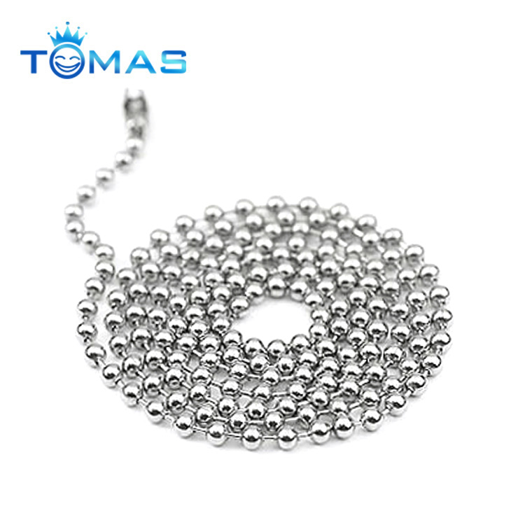 Fashion rolling stainless steel jewelry chain