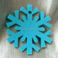 Felt Snowflake/Appliques/Craft/Wedding Decoration DIY