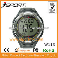 2013 top-selling pulse watch with calorie counter
