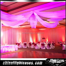 Event and party decorative cheap portable pipe and drape
