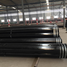 Structure Pipe Application and Round Section Shape seamless carbon steel pipe