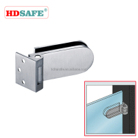 Building materials stainless steel heavy duty glass door hinge