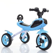 New children's Tricycle kids tricycle with colorful bright light