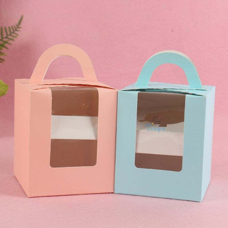 design mini cupcake boxes and packaging
