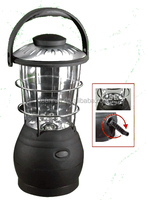 Light High Brightness Rechargeable Camping Lantern 36 LED Solar Lantern Solar