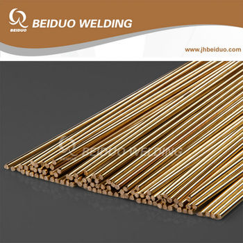 Brass Gas Welding Rods Brass brazing rod SW221 CuZn40 HS221
