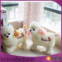 fashiobale custom made in china promotional toy story slinky dog plush